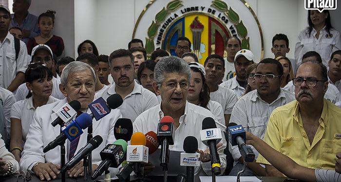 Oposición, MUD, Venezuela