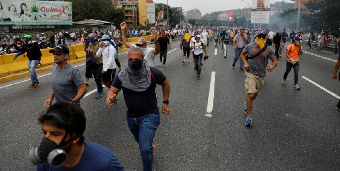 Venezuela, represión