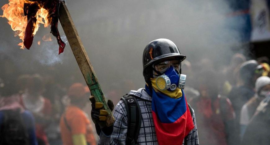 Venezuela, represión y protestas