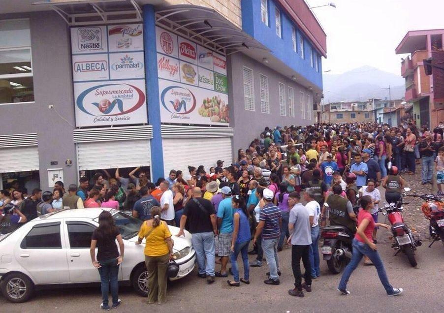 Venezuela, supermercados