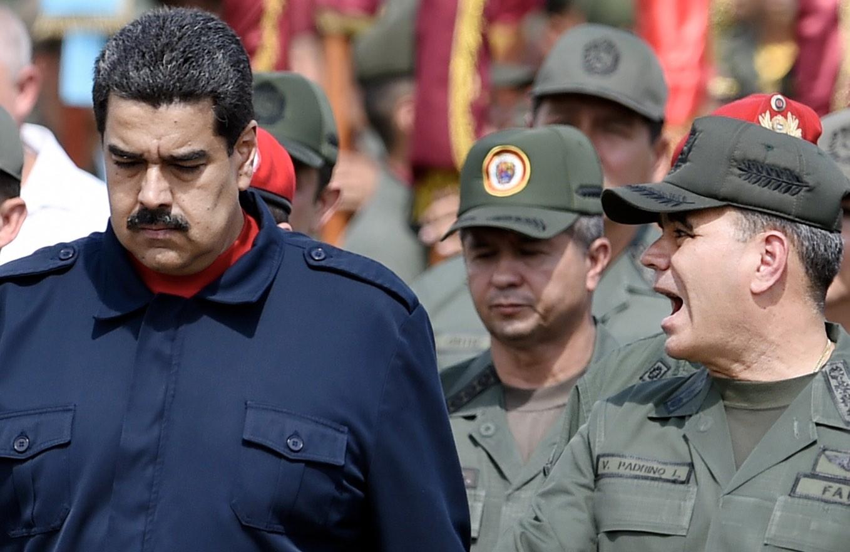 Vladimir Padrino López y Nicolás Maduro Moros, Narcodictadura