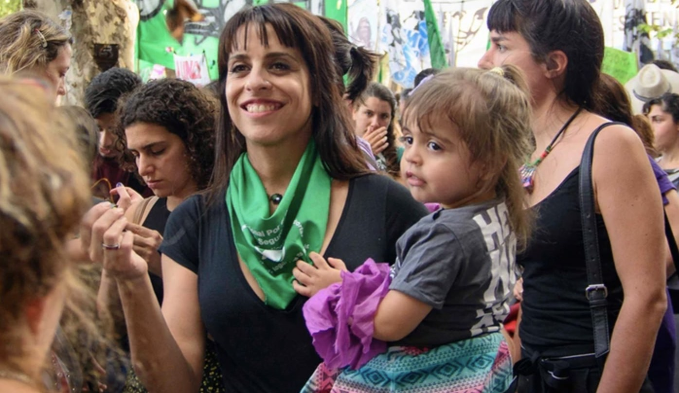 Vicky Donda, Pablo Marchetti, Feminismo, Drogadicción, Corrupción, Explotación de menores