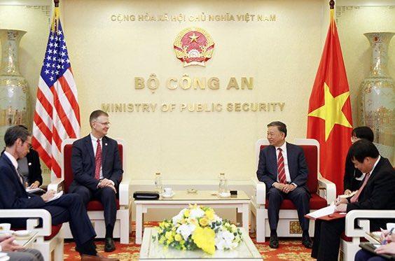Vietnam y Estados Unidos, Acercamiento