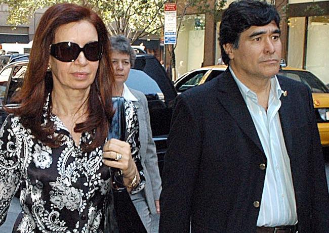 Zannini, Cristina Kirchner
