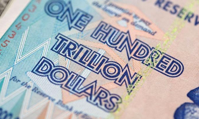Zimbabue, Hiperinflación